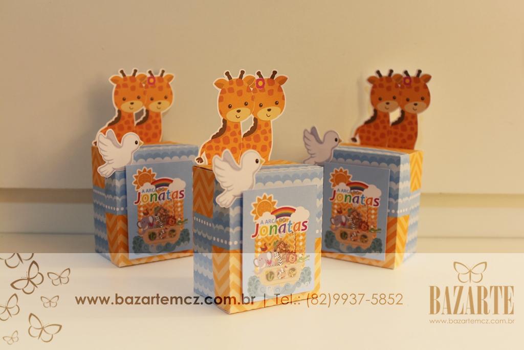 Bazarte Maceió ® : Arca De Noé - Jonatas