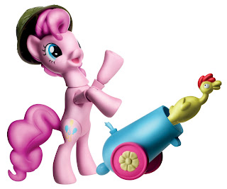 Pinkie Pie & Party Cannon