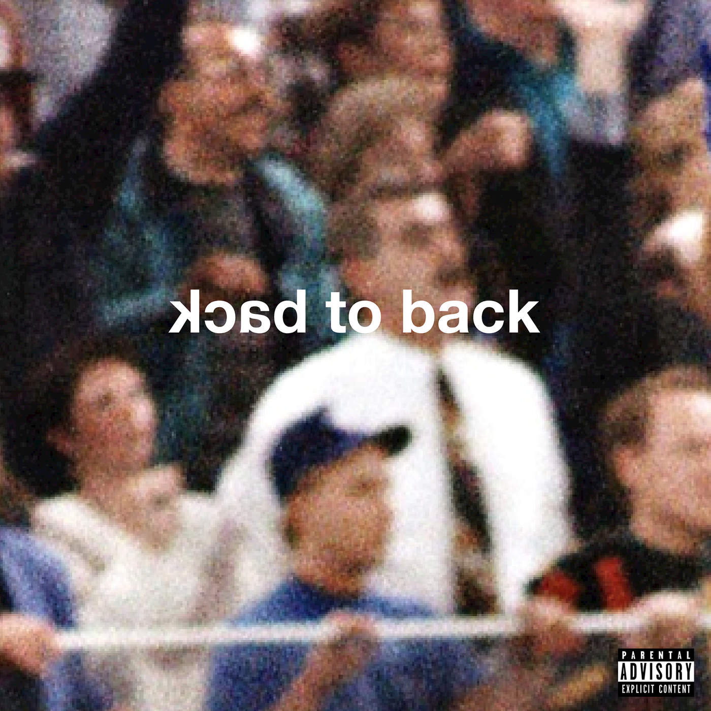Drake - Back To Back - Single Cover