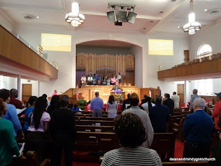 16th Street Baptist sermon