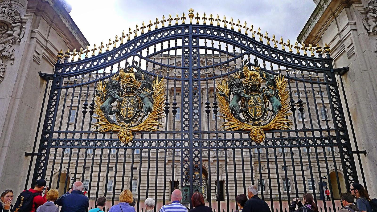 Buckingham Gates