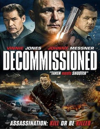 Decommissioned (2016) Dual Audio Hindi 480p WEB-DL 250MB ESubs Movie Download