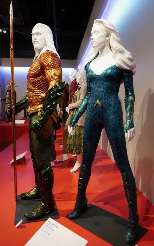 Mera film costume Aquaman
