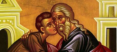 Resultado de imagem para o filho prodigo icone