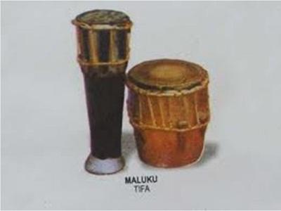 Artikel Fungsi Tifa Totobuang Alat Musik Tradisional Maluku