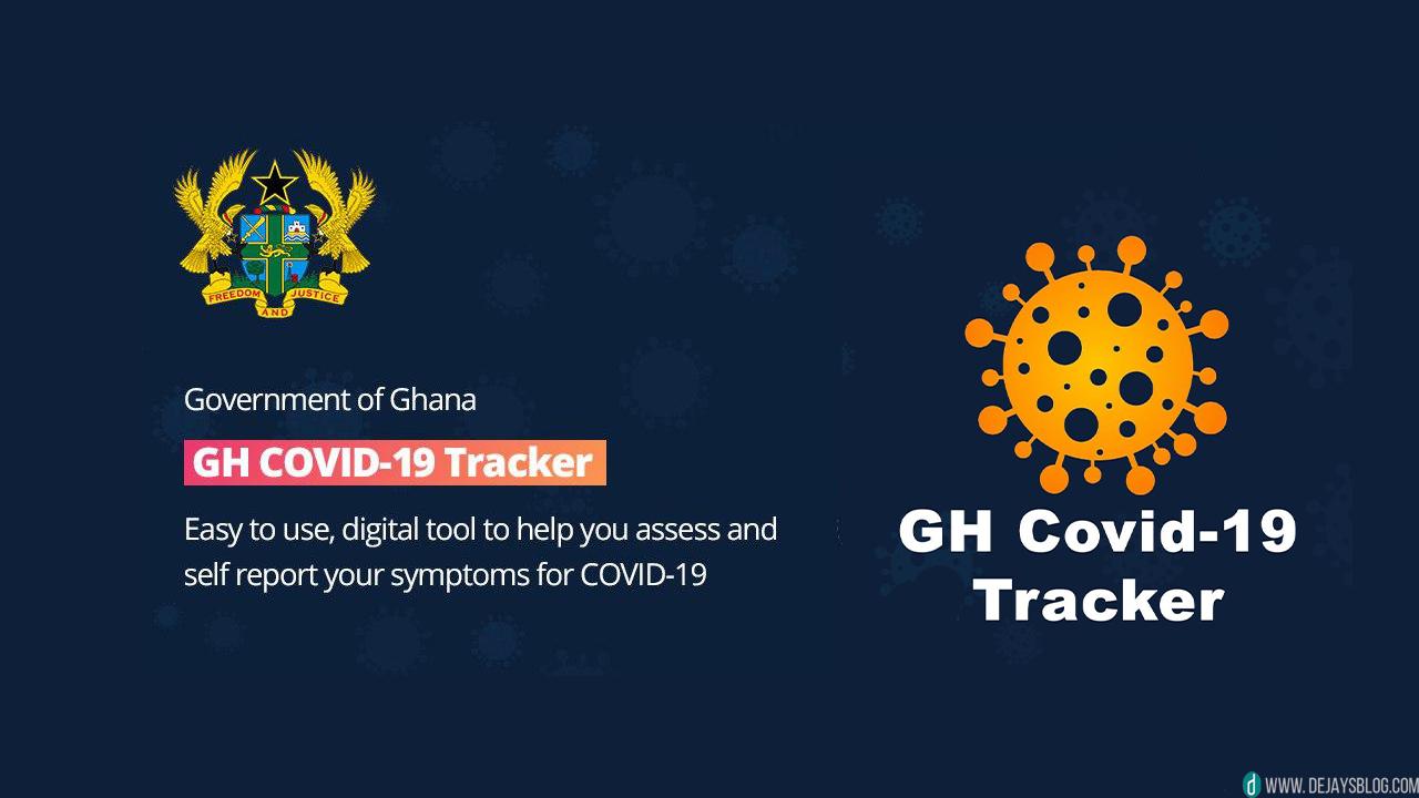 Ghana's Coronavirus Tracker App