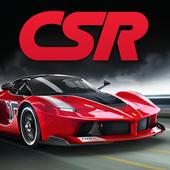 CSR Racing Apk v4.0.1 Mod Unlimited Gold