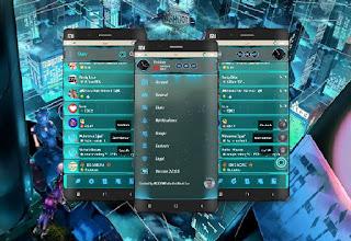 BBM MOD Chat Me Light EVO Transparant Terbaru v3.2.0.6
