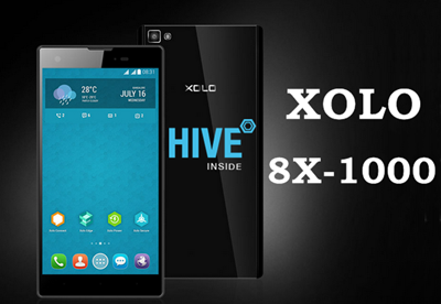 XOLO 8X-1000 : 5-inch HD Display, Hive UI, Android KitKat Phone Specs