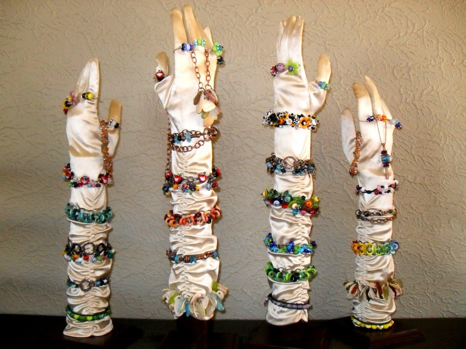 Bracelet Display Ideas For Craft Shows