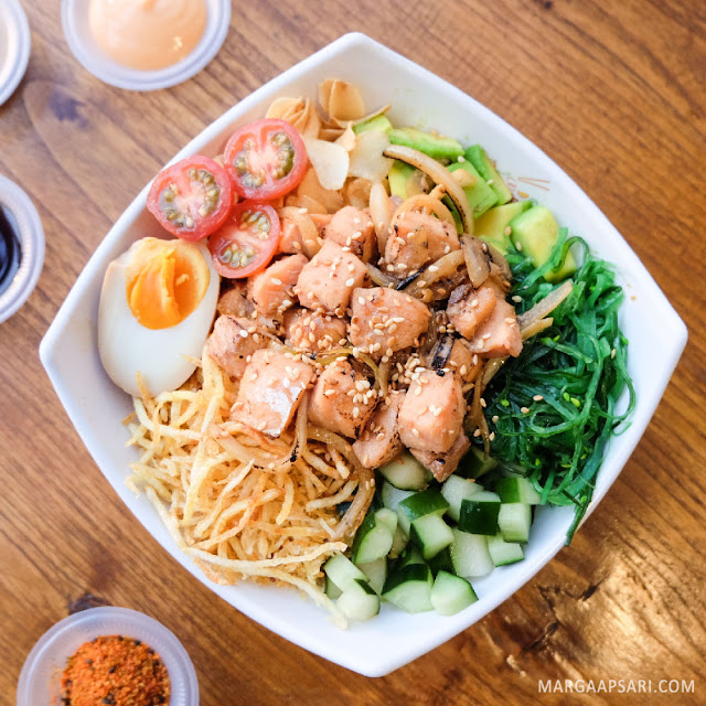 Pokinometry Poke Bowl PIK Avenue Review