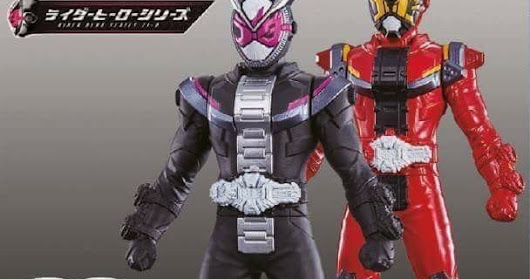 Kamen Rider ZI-O - Sofubi Figure First Look & Toy Listings Unveiled