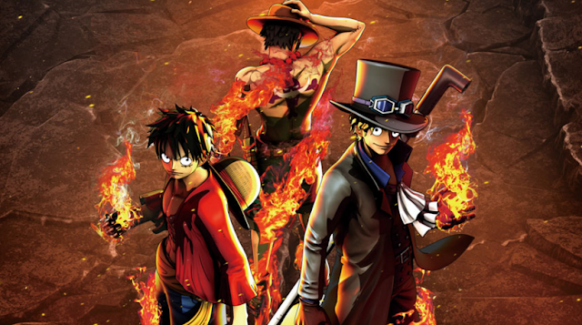 New Game PC Coming soon [One Piece Burning Blood]