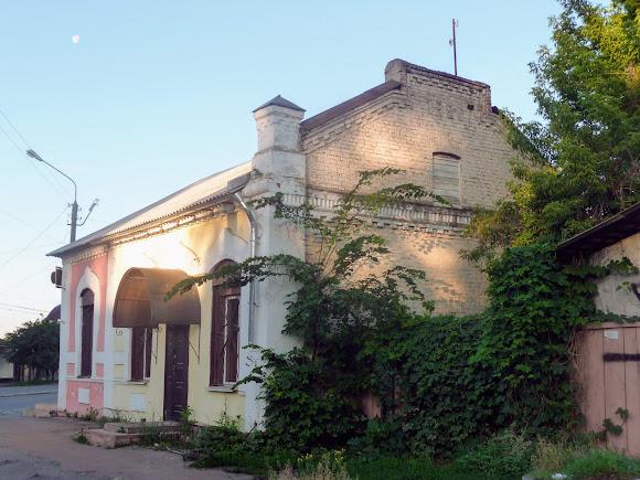 Конотоп. Будинок по вул. Клубній. 1923 р