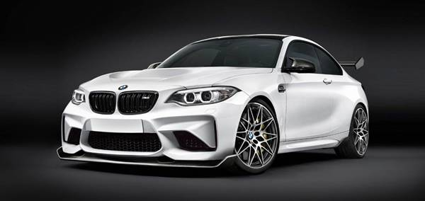 2018 BMW M2 CS Coming with 400 HP S55 Engine