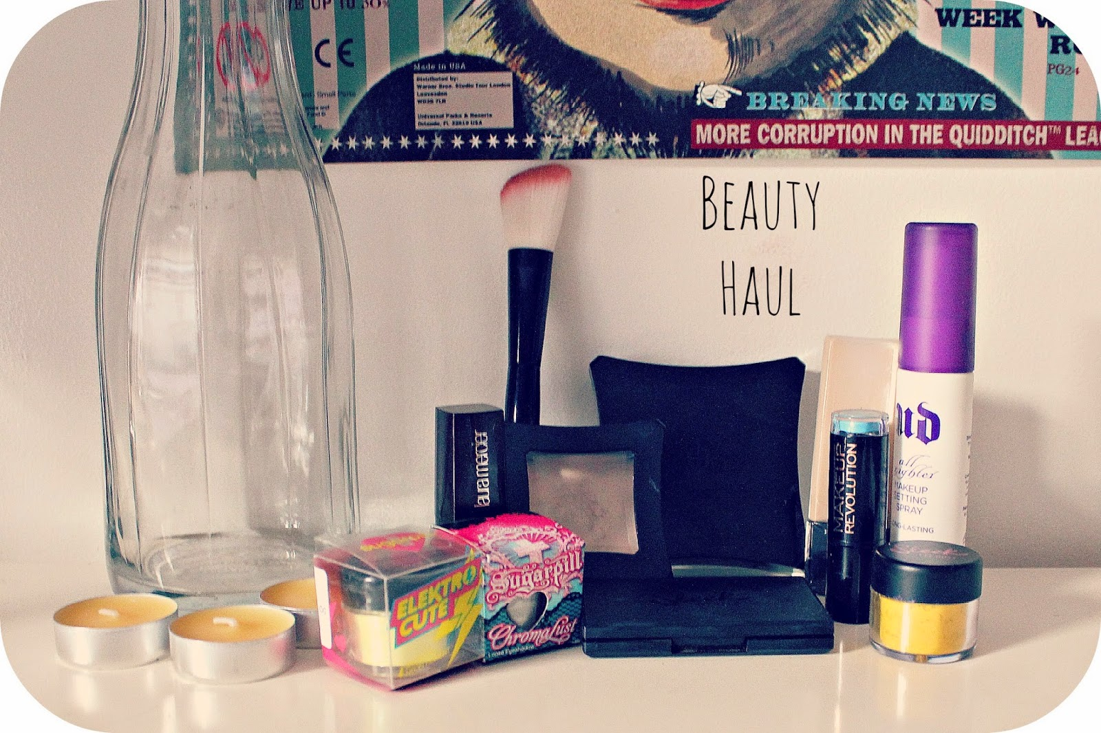 End of Summer Beauty Haul