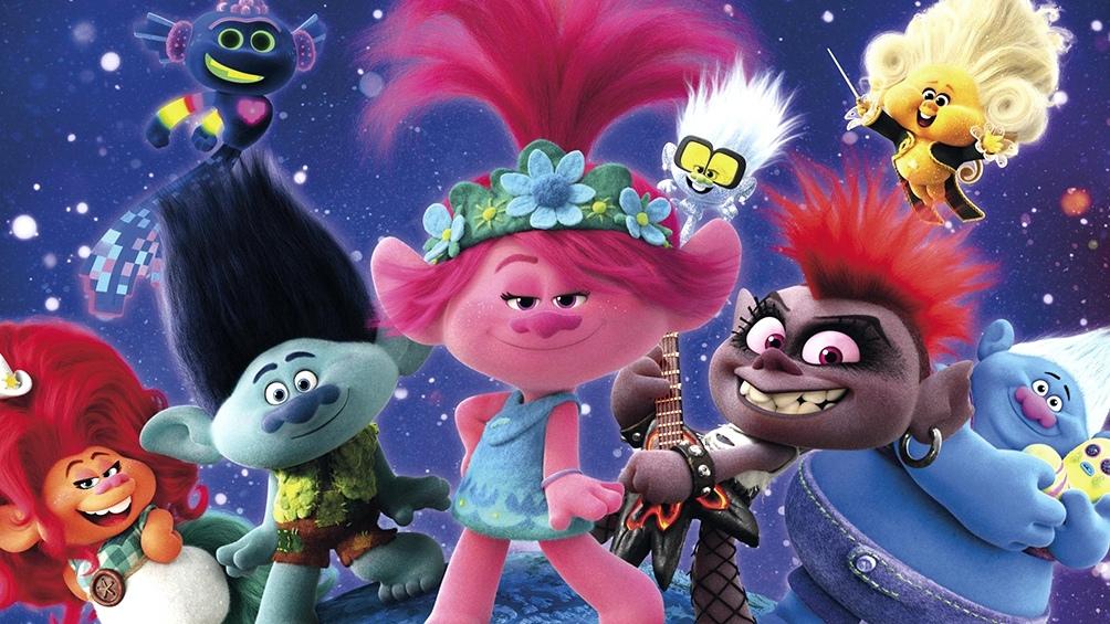 Trolls 2 recauda 100 millones con su estreno online e iguala a los cines