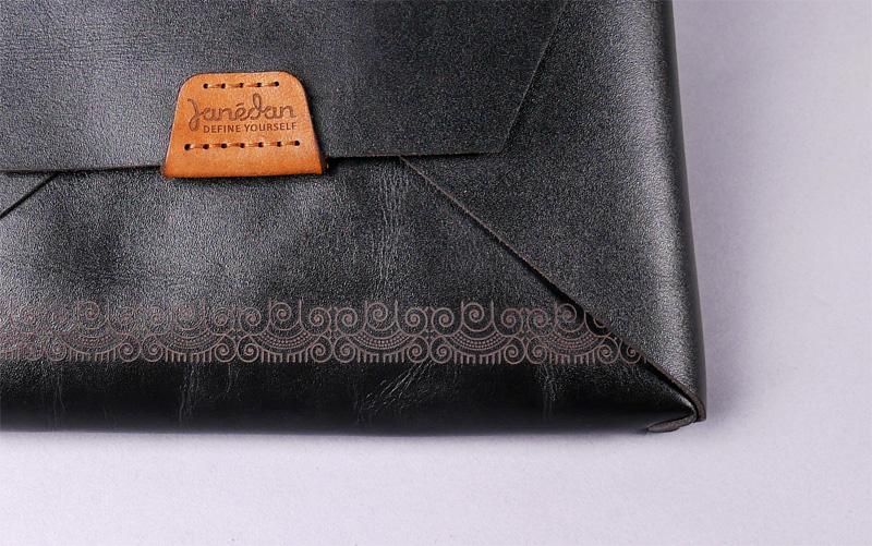 clutch bag kulit