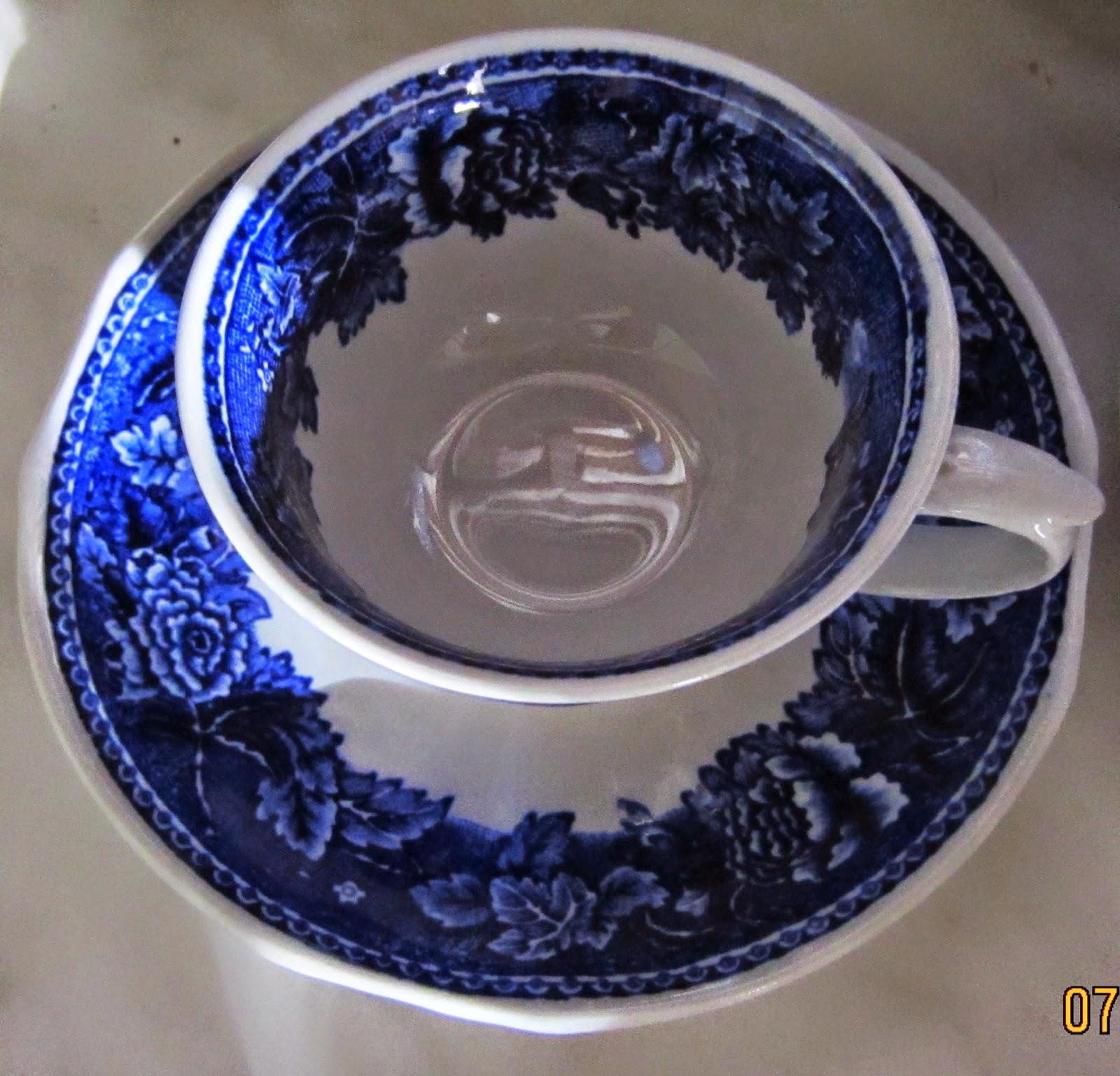 arabian kuppi, maisema, sininen