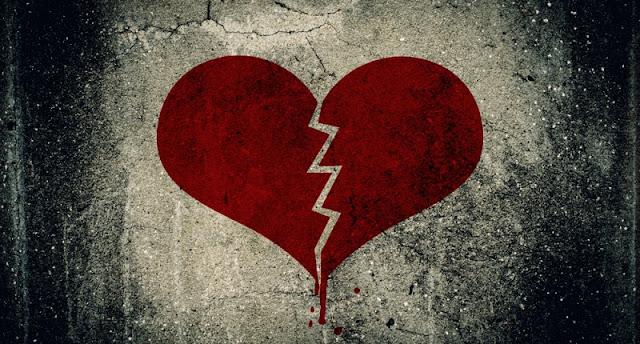 sakit hati dan patah hati