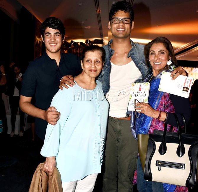 Bollywood Star Kids: Akshay Kumar and Twinkle Khanna's Son ...