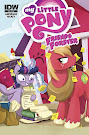 My Little Pony Friends Forever #17 Comic Cover A Variant