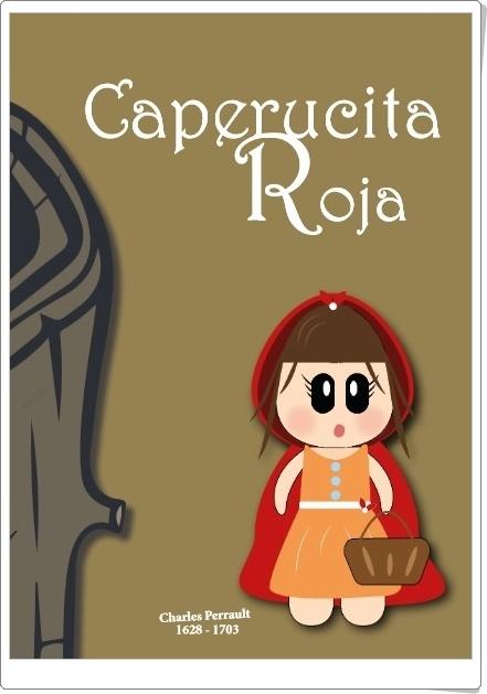 """""""Caperucita Roja"""" de Charles Perrault"""