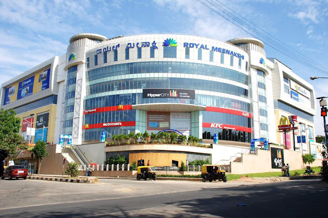 Royal Meenakshi Mall, Bangalore