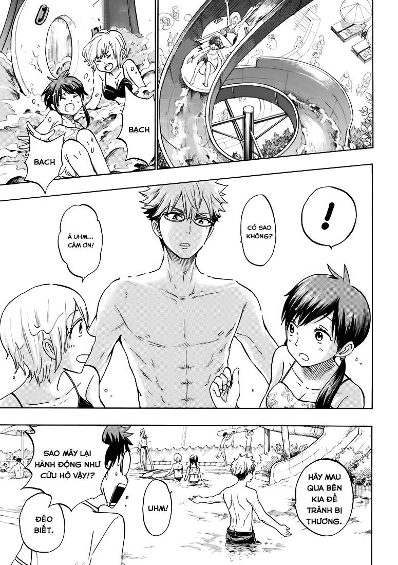 Yamada-kun to 7-nin no majo chap 202 page 12 - IZTruyenTranh.com
