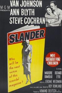 Watch Slander Online Free in HD