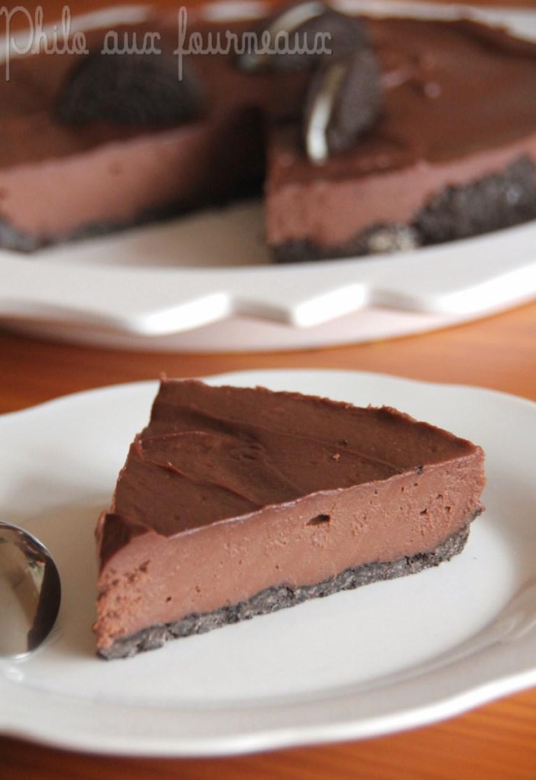philo aux fourneaux cheesecake sans cuisson au nutella. Black Bedroom Furniture Sets. Home Design Ideas