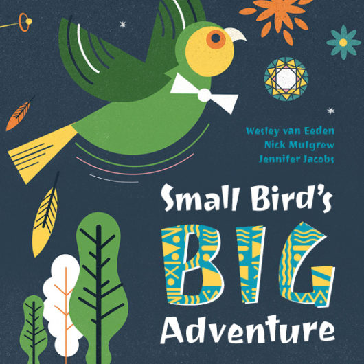 Small Bird's Big Adventure english story