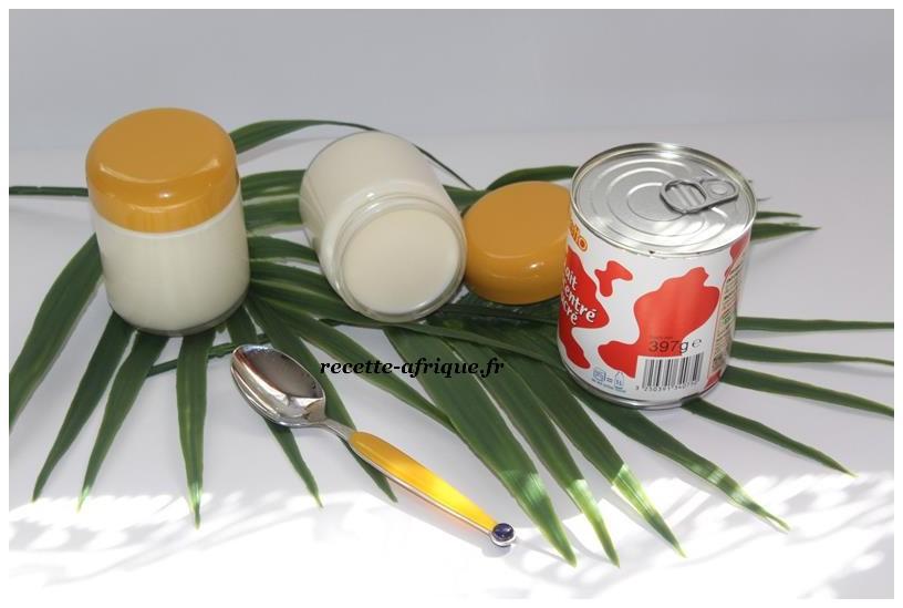 Yaourt au lait sucr recettes ivoiriennes cuisine d - Recette de cuisine ivoirienne gratuite ...