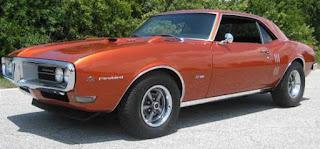 1967-69 Pontiac Firebird