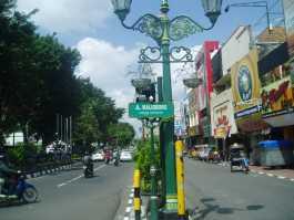 Jl. Malioboro Yogyakarta