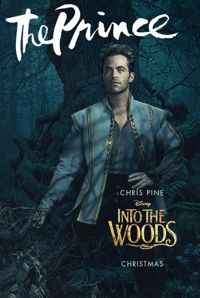 Poster 4: Into the Woods