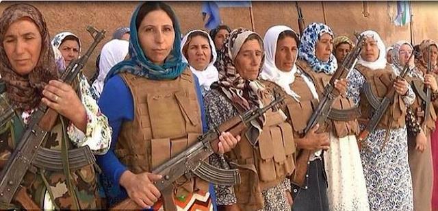 Εισβολή του τουρκικού Στρατού στη πόλη σύμβολο των Κούρδων Κομπάνι