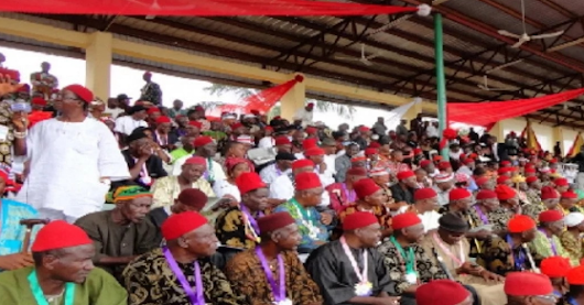 What Nigeria Needs is Restructuring, Not Division - Ohaneze Ndigbo