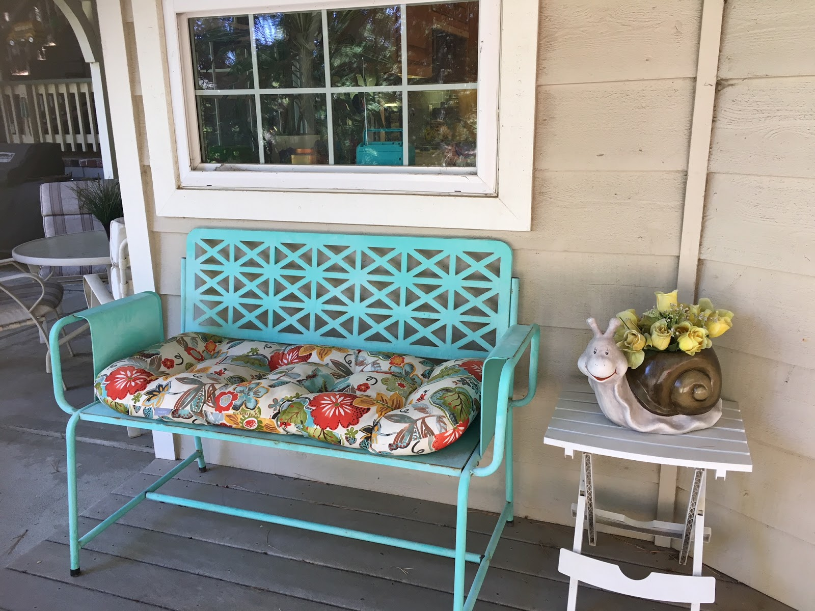 Outstanding Ocean In A Cup 28 Places To Sit In My Yard Spiritservingveterans Wood Chair Design Ideas Spiritservingveteransorg