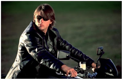 Gambar jaket Kulit Tom Cruise Mission Impossible 2