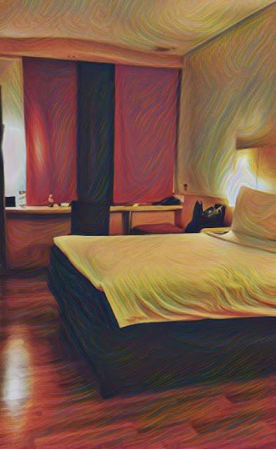 Kamar Hotel Ibis City Center Makassar