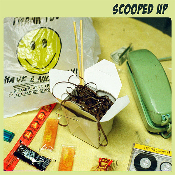 "Scooped Up! release video for ""Get Bent!"""