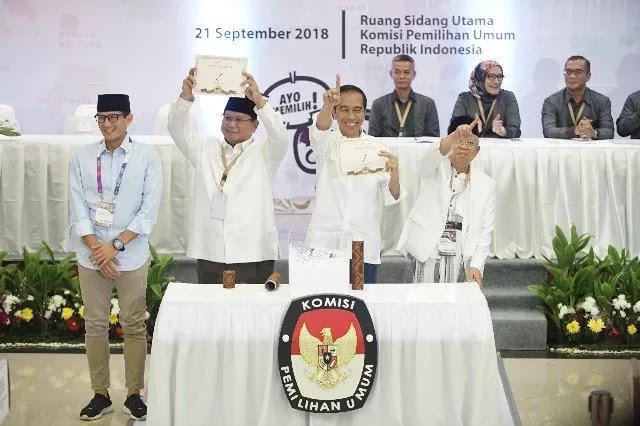 Prabowo-Sandi Nomor Urut Dua, Titiek Soeharto: Dua Artinya Kemenangan, Keberuntungan