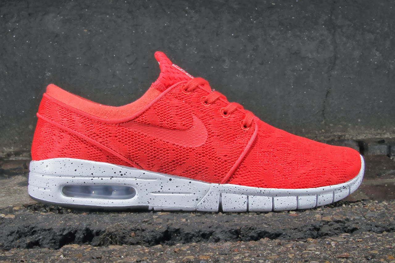 "wholesale dealer 72352 98a40 Nike SB Stefan Janoski Max ""Light Crimson"""