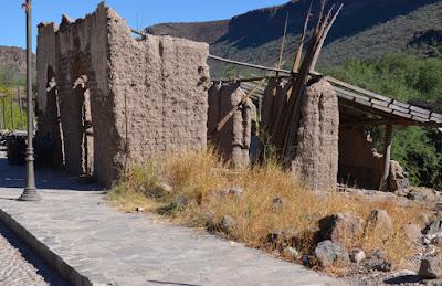Ruins in San Miguel de Comondu