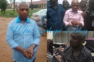 EVANS: Police In Manhunt For Policewoman, Another Soldier Who Aided The Ruthless Kidnapper ...How I Was Set Free In 2006 Over Robbery Case - Evans