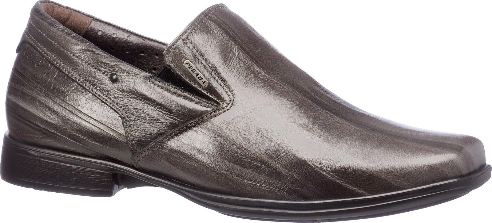 Coleção calçados pegada masculino 2015