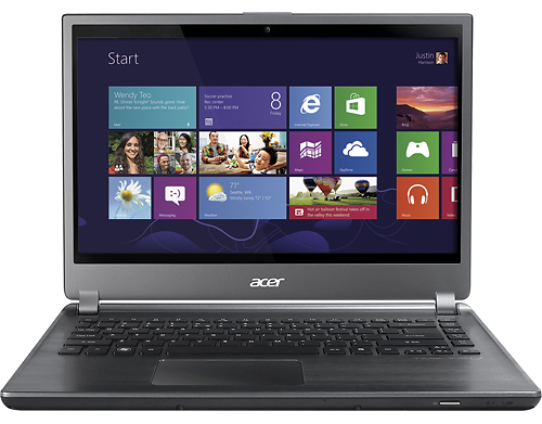 Acer Aspire M5-481PT Synaptics Touchpad Driver