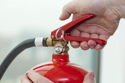 Cách lắp đặt bình chữa cháy và những lưu ý khi sử dụng