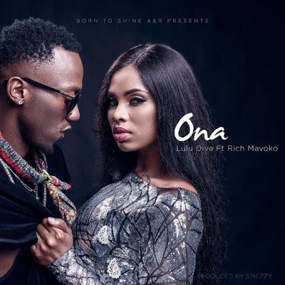 Download Mp3 | Lulu Diva ft Rich Mavoko - Ona (Beat)